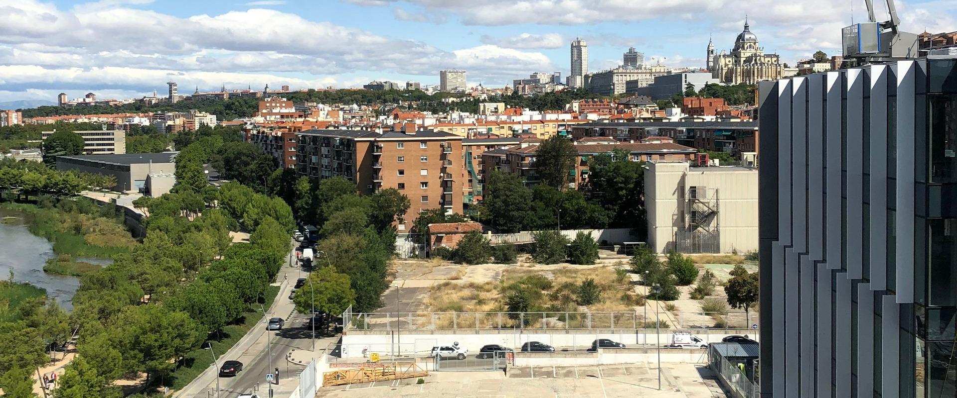 Madrid Río Living ya tiene Parcela