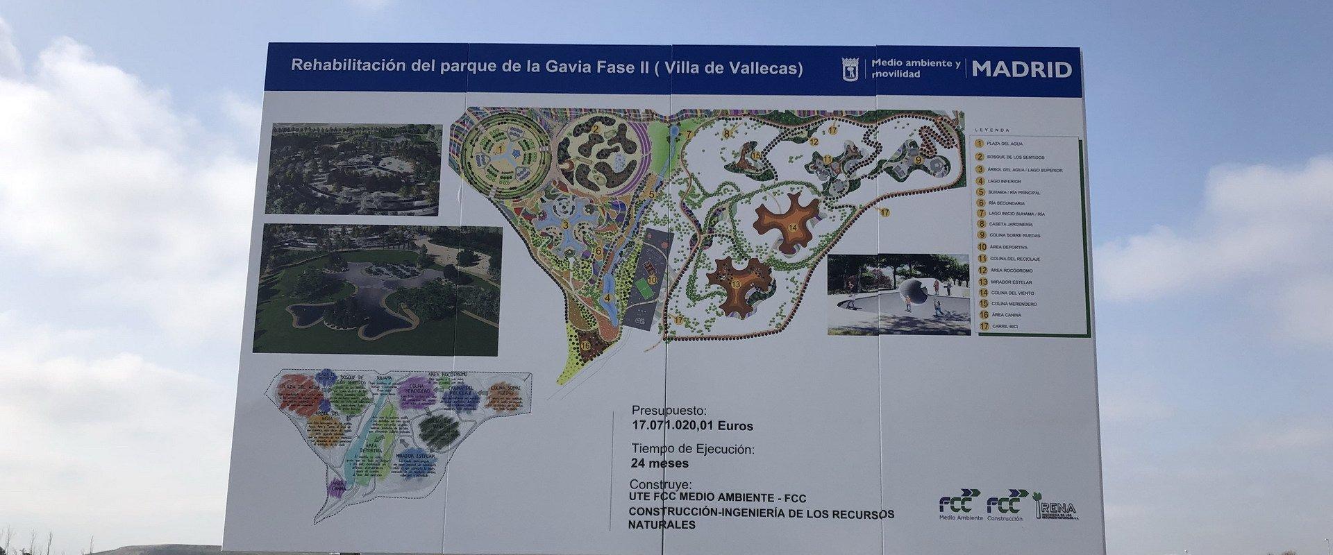 Parque de la Gavia
